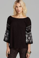 Free People Top Ethereal Daze Acapulco - Lyst