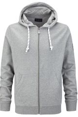 Henri Lloyd Filey Hooded Full Zip Sweat - Lyst