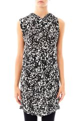 Isabel Marant Marcia Leopardprint Dress - Lyst