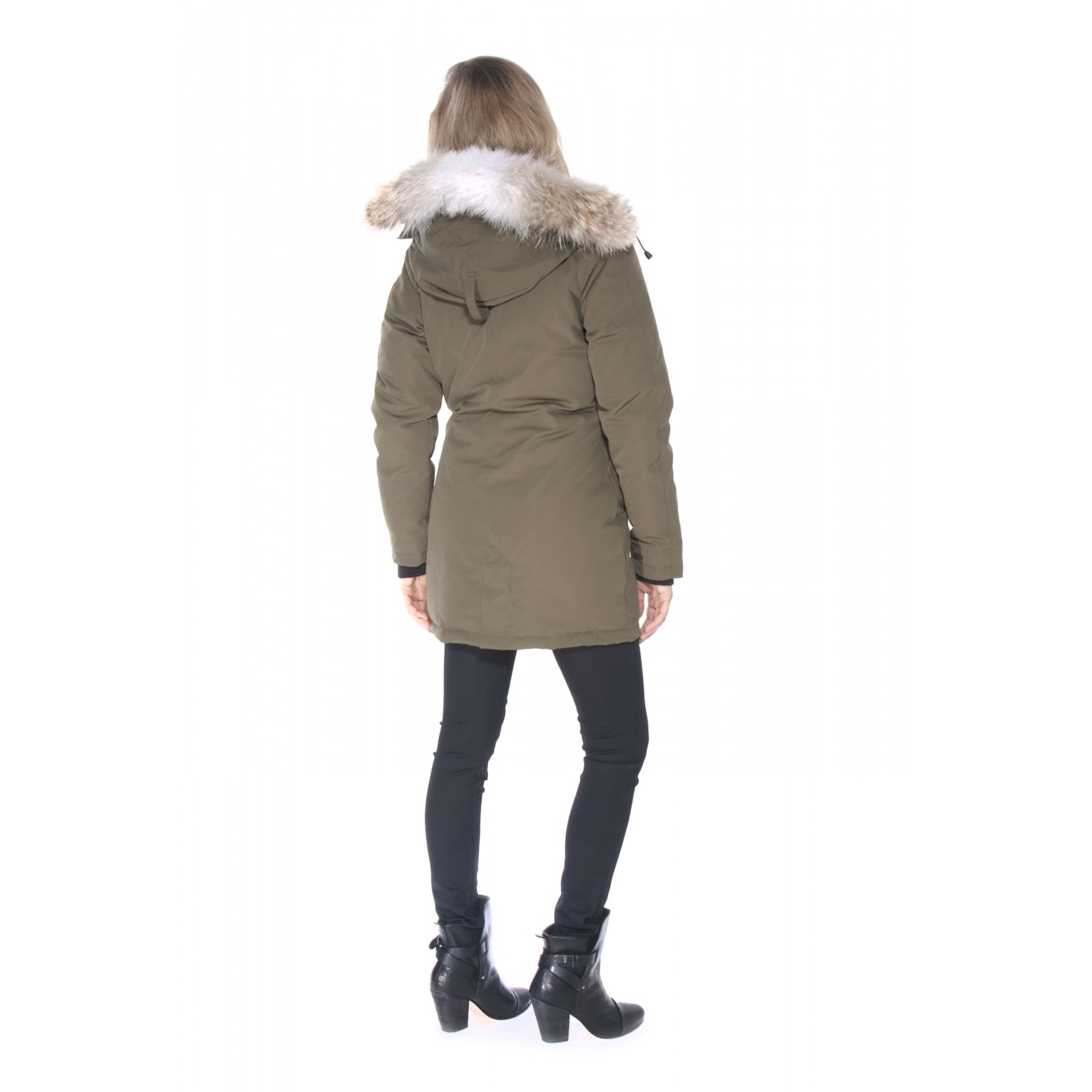 Canada Goose' Women's Victoria Parka - Military Green