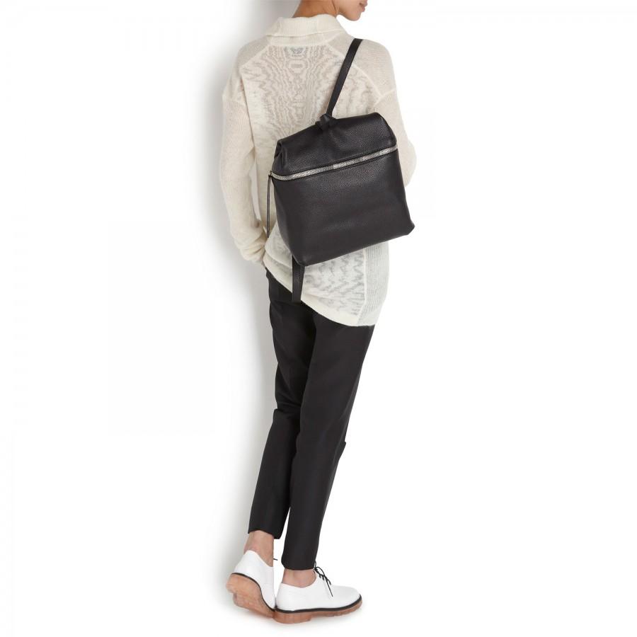 Kara Leather Backpack - Backpack Her