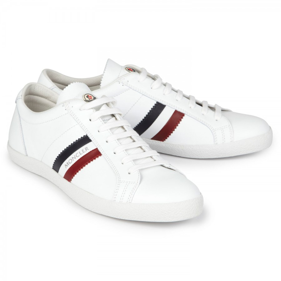 moncler trainers white