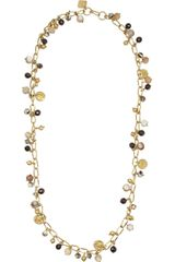 Ashley Pittman Kito Bronze and Horn Necklace - Lyst