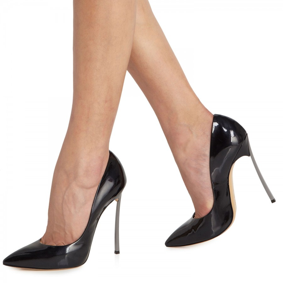 Casadei Pumps Blade patent leather pK1BEDS