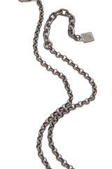 Dannijo Jessie Necklace - Lyst