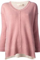 Forte Forte Scoop Neck Sweater - Lyst