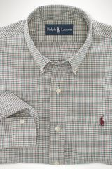 Polo Ralph Lauren Custom Tattersall Sport Shirt - Lyst