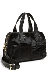 Steven By Steve Madden Calf Hair Satchel - Lyst