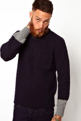 Universal Works Jumper - Lyst