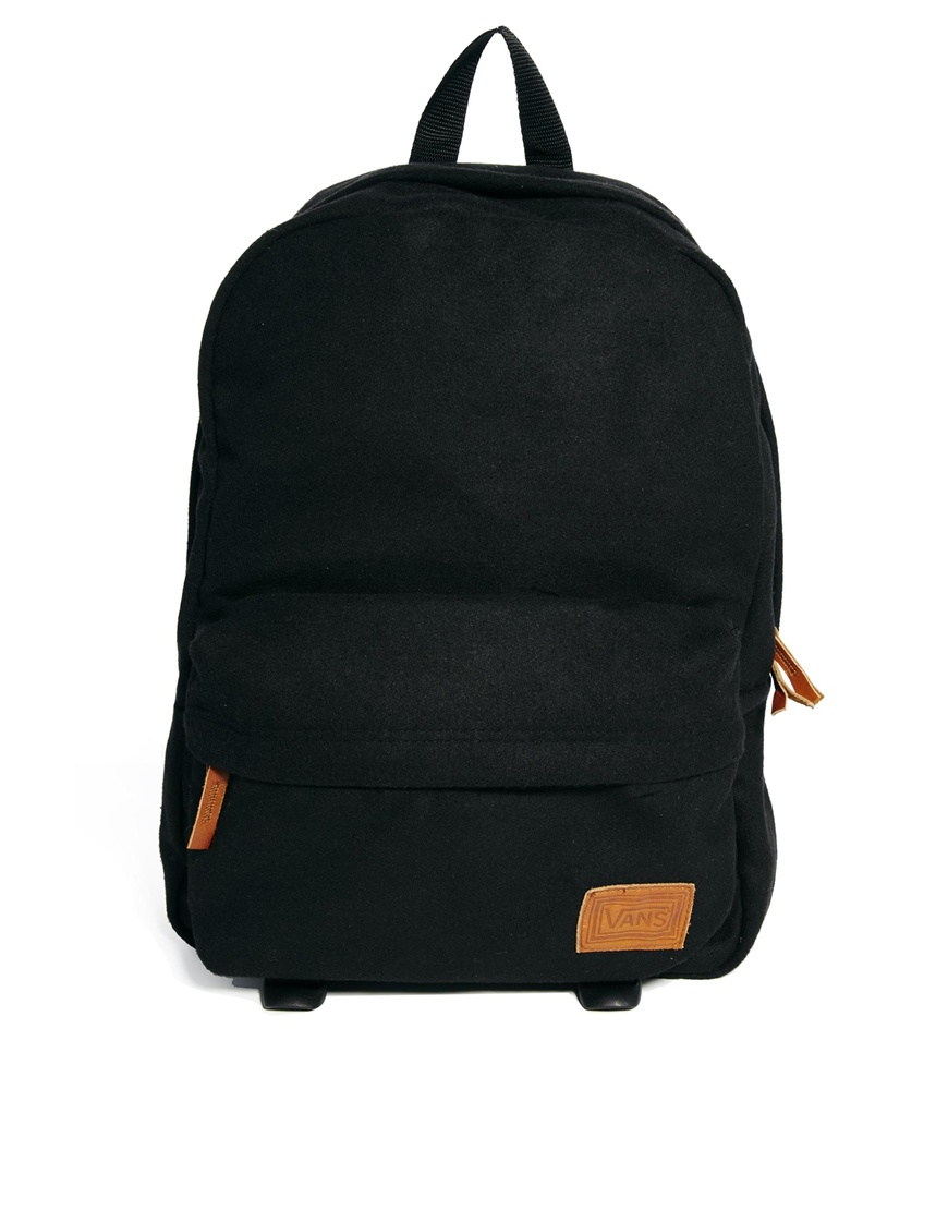 Vans Deana Backpack in Black