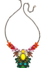 Dannijo Indie Necklace - Lyst