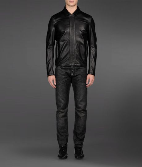 Armani Leather Jacket Men,Leather Jacket Men,2013 EspritMens