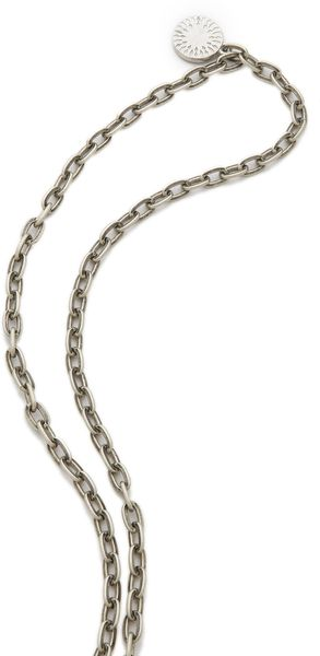 Gemma Redux Shape Pendant Necklace - Lyst