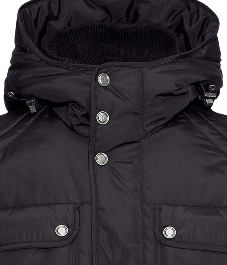 H&m Padded Jacket in Black