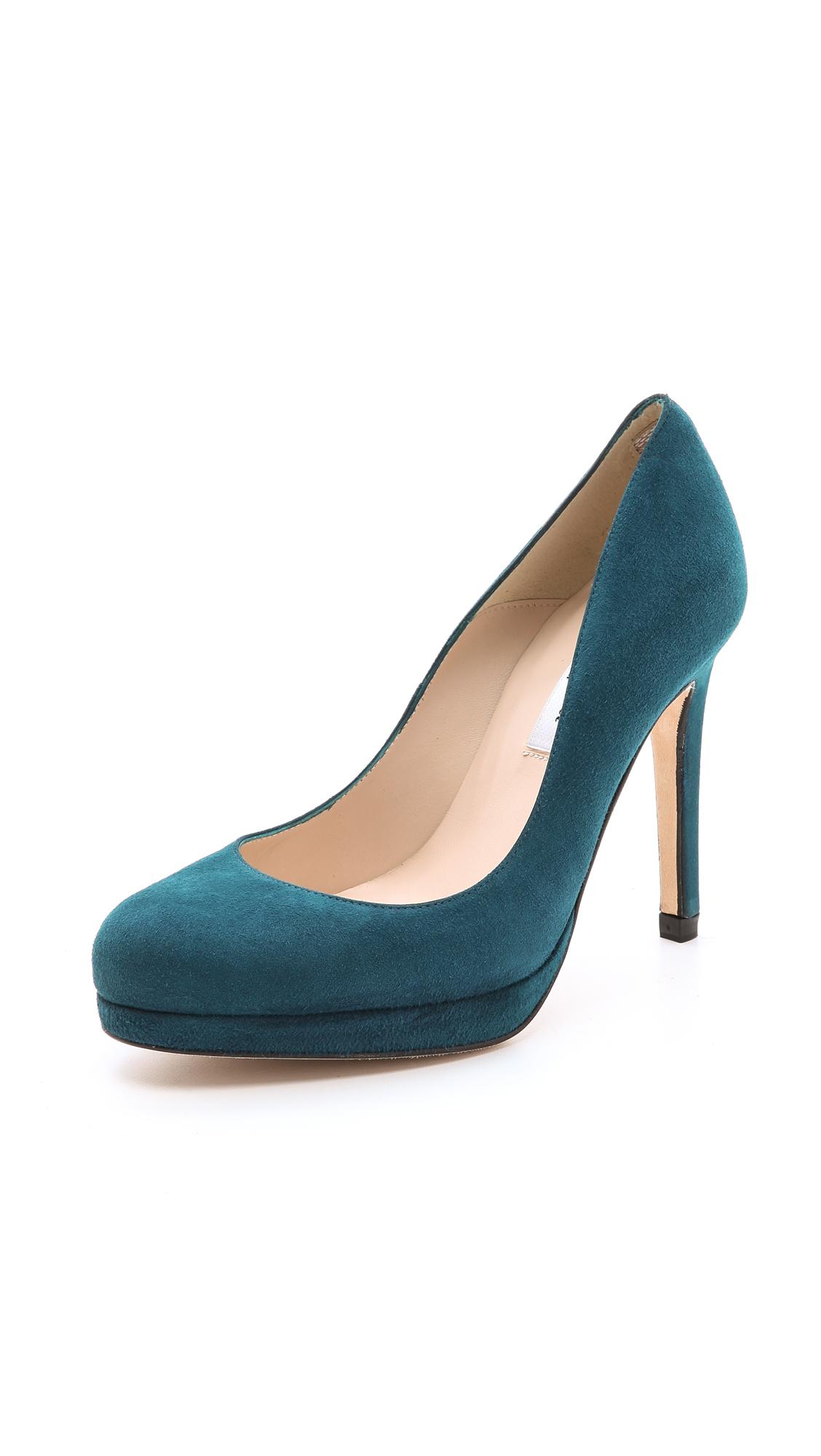 Lk Bennett Black Sledge Shoes