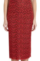 L'Wren Scott Lace Cami Dress - Lyst