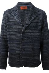 Missoni Knitted Blazer - Lyst