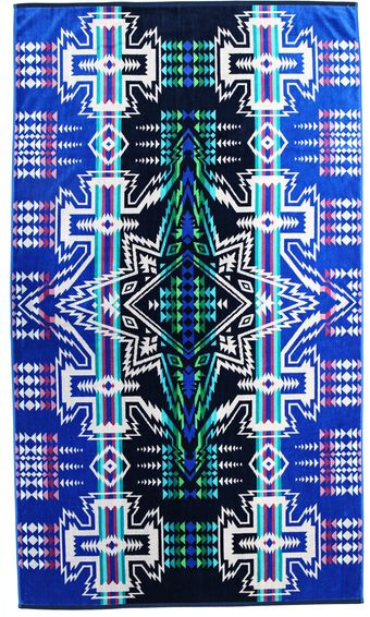 Pendleton, The Portland Collection North Star Towel - Lyst