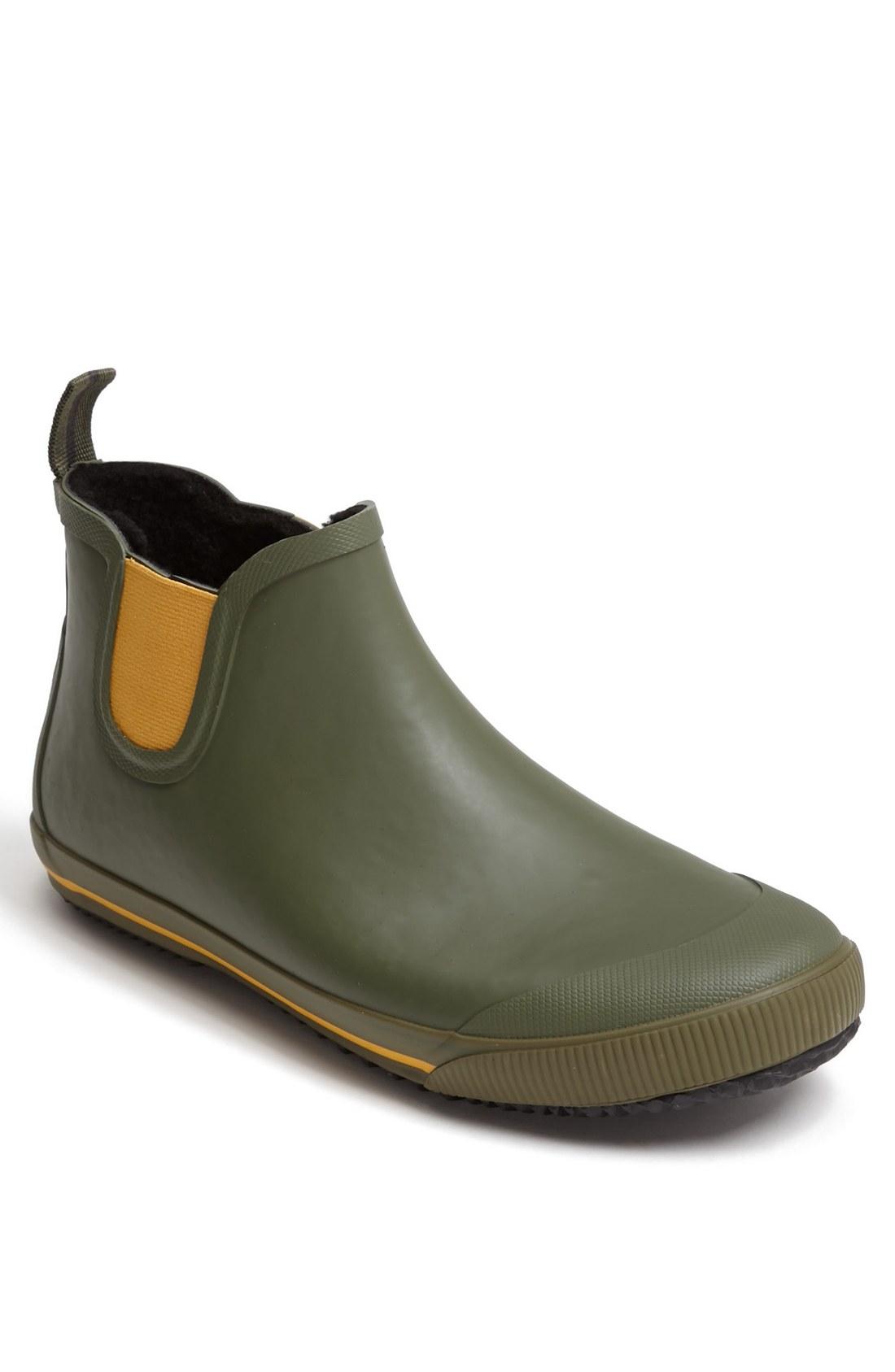 Tretorn Str 229 La Vinter Rain Boot In Green For Men