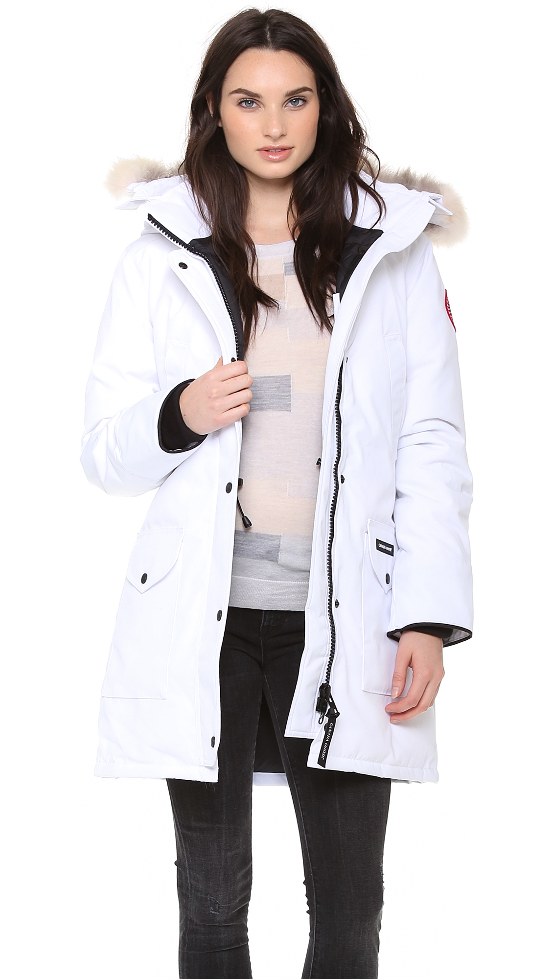 Gallery. Previously sold at  Shopbop · Women s Canada Goose ... 684b697737ee