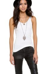Cheap Monday Donna Tank - Lyst