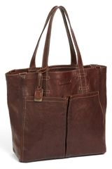 Frye Artisan Two Pocket Tote - Lyst