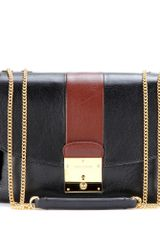 Marc Jacobs Mini Polly Leather Shoulder Bag - Lyst