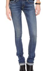 Rag & Bone The Cigarette Leg Jeans - Lyst