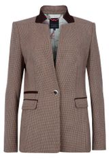 Ted Baker Eriu High Collar Blazer - Lyst
