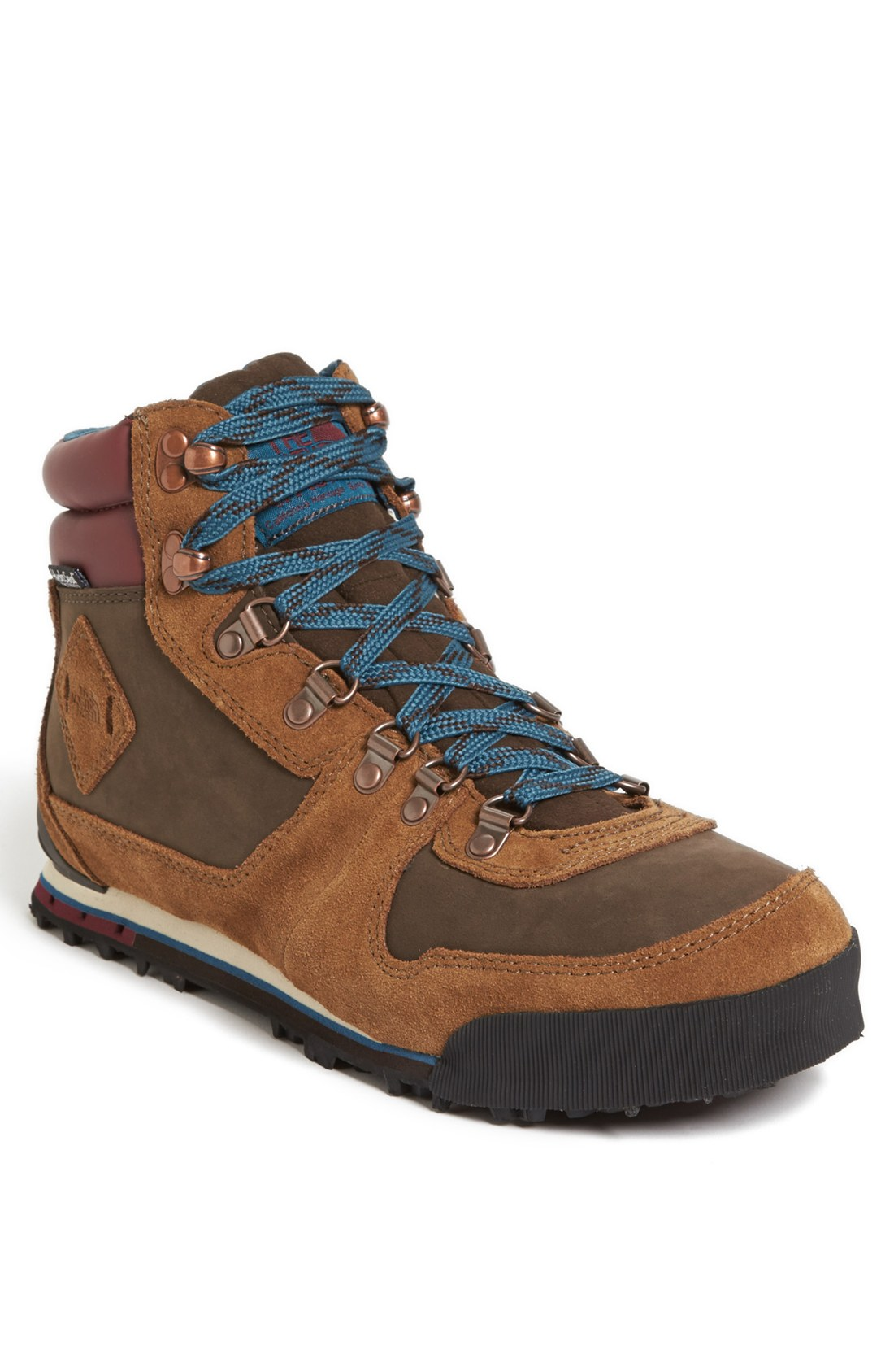 The North Face Back To Berkeley Boot In Brown For Men