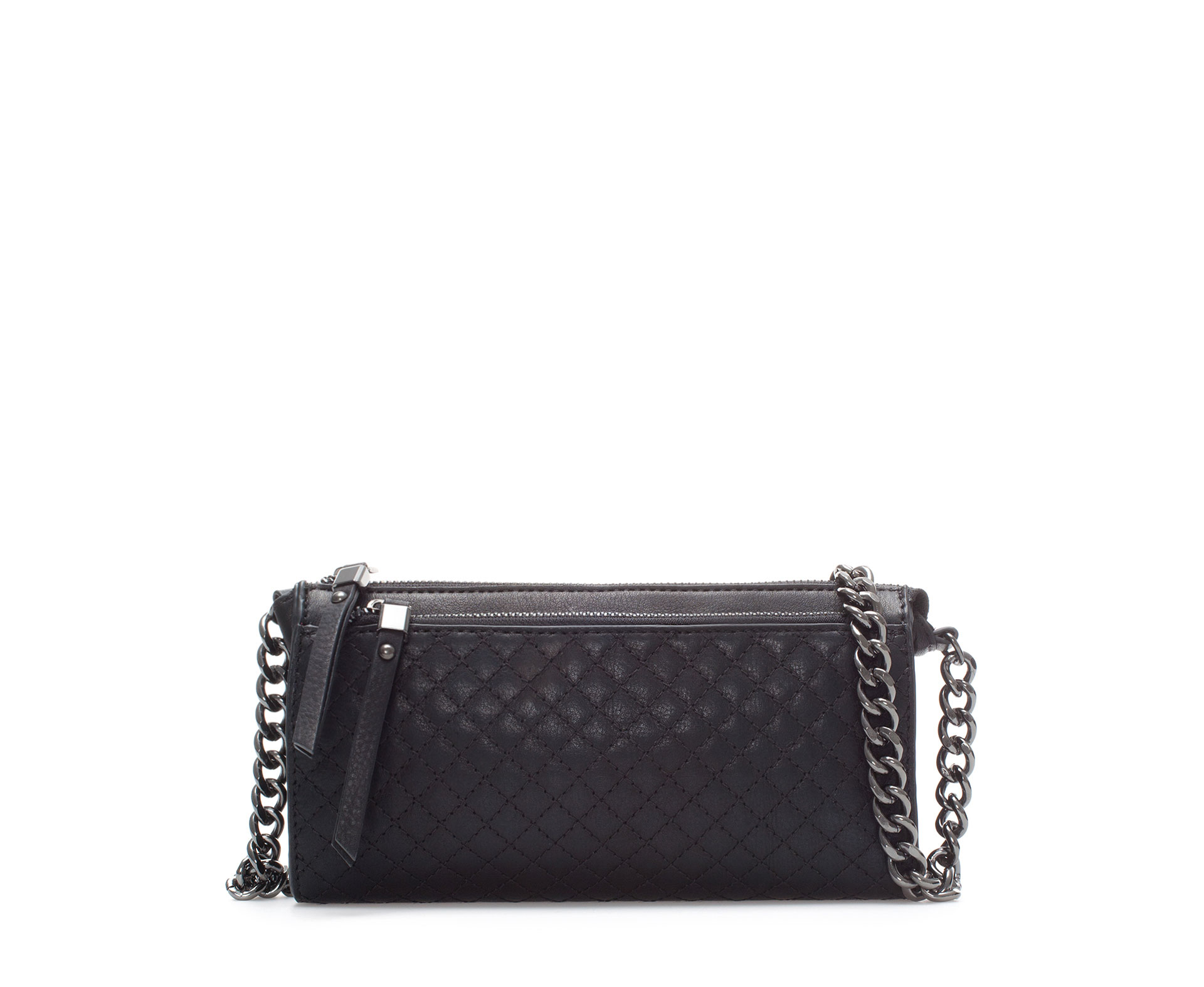 Zara Mini Quilted Shoulder Bag 67