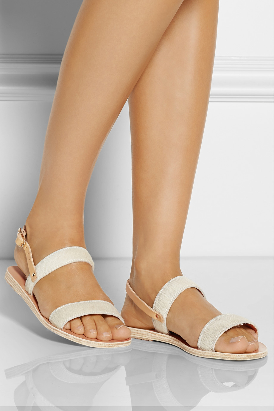 Clio sandals - White Ancient Greek Sandals Kgl8uQw