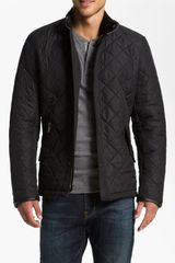 Barbour Powell Quilted Jacket - Lyst