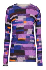 Calla Long Sleeve Jumper - Lyst