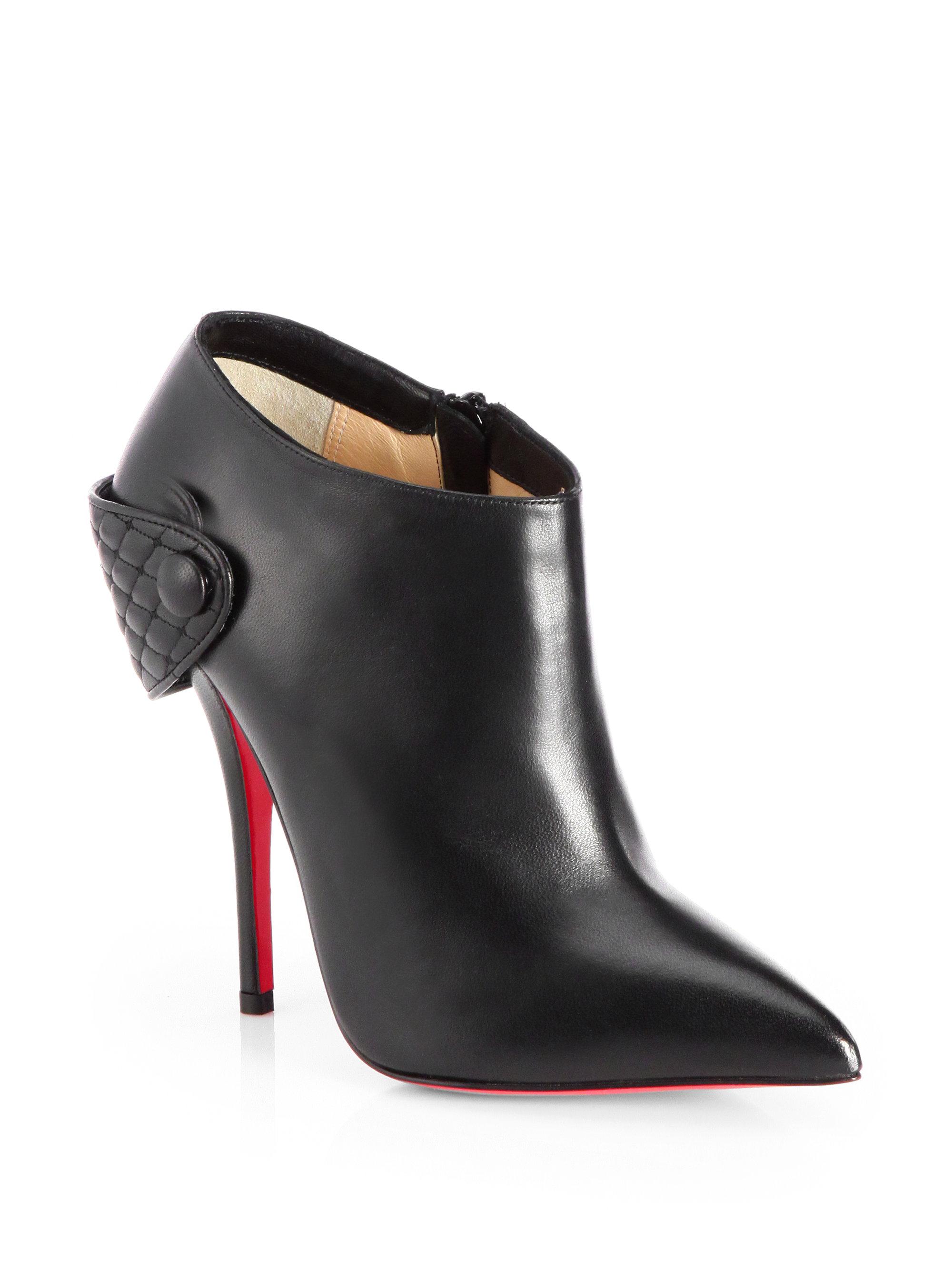 christian louboutin boots fall 2013 - Bavilon Salon