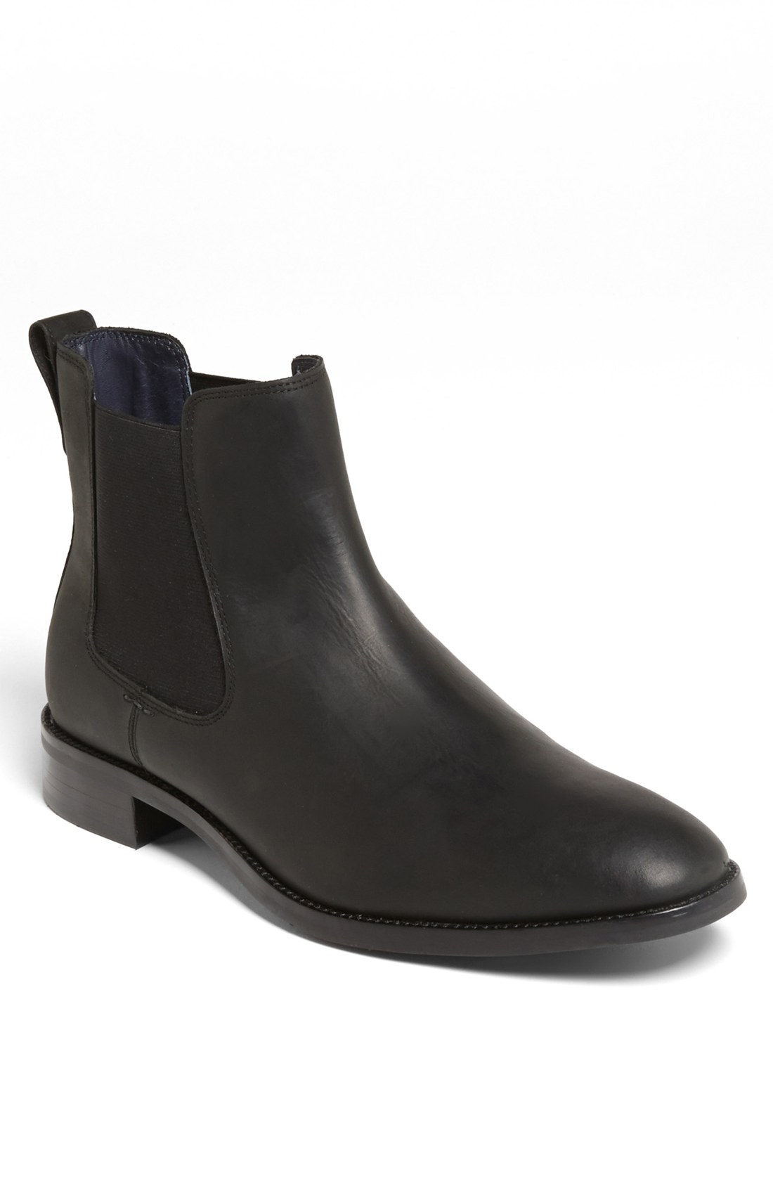 cole haan lenox hill chelsea boot in black for black