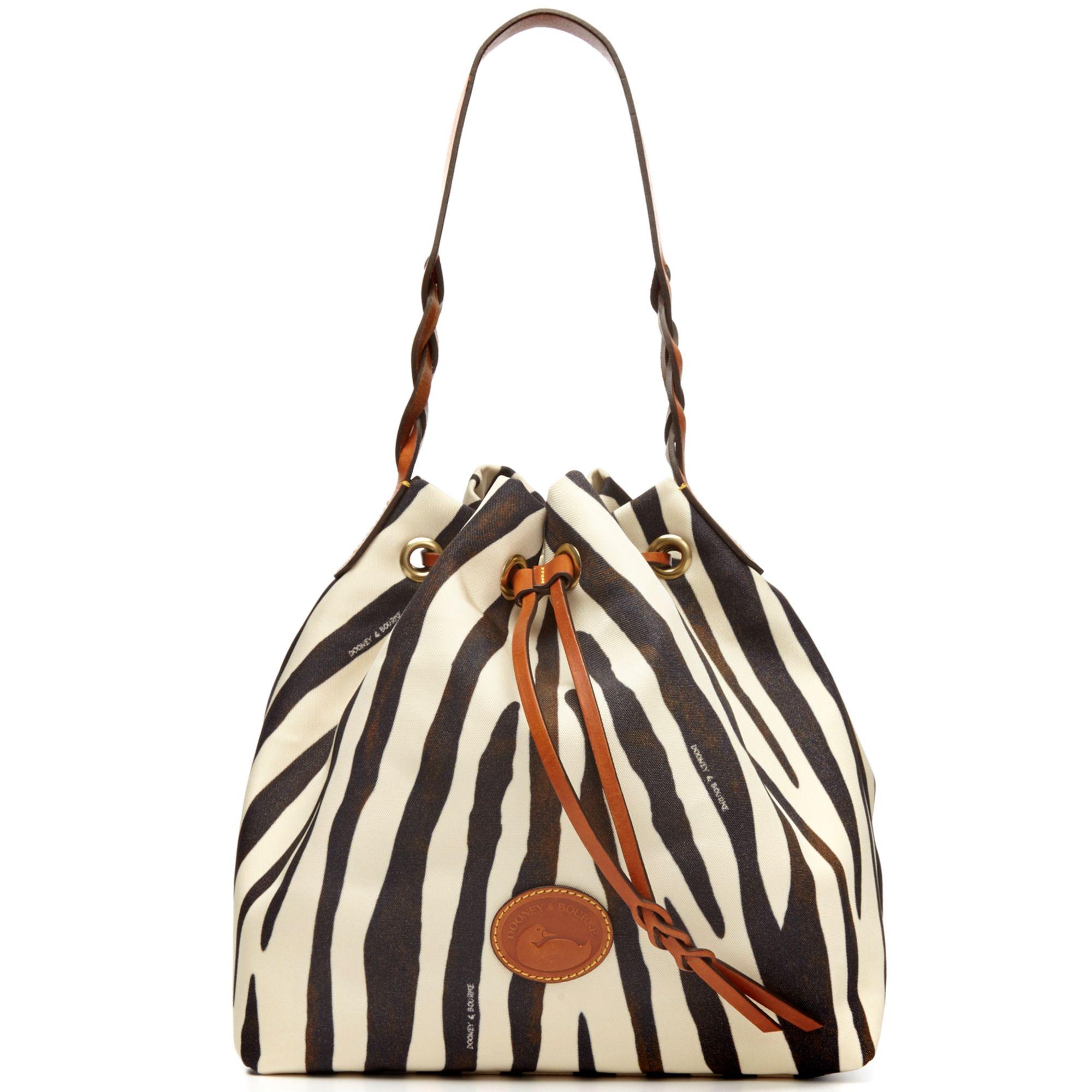 Dooney Bourke Nubuck Bristol Satchel Brown Women Handbags Purses New Collection