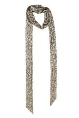 Isabel Marant Pulse Sequin Embellished Scarf - Lyst