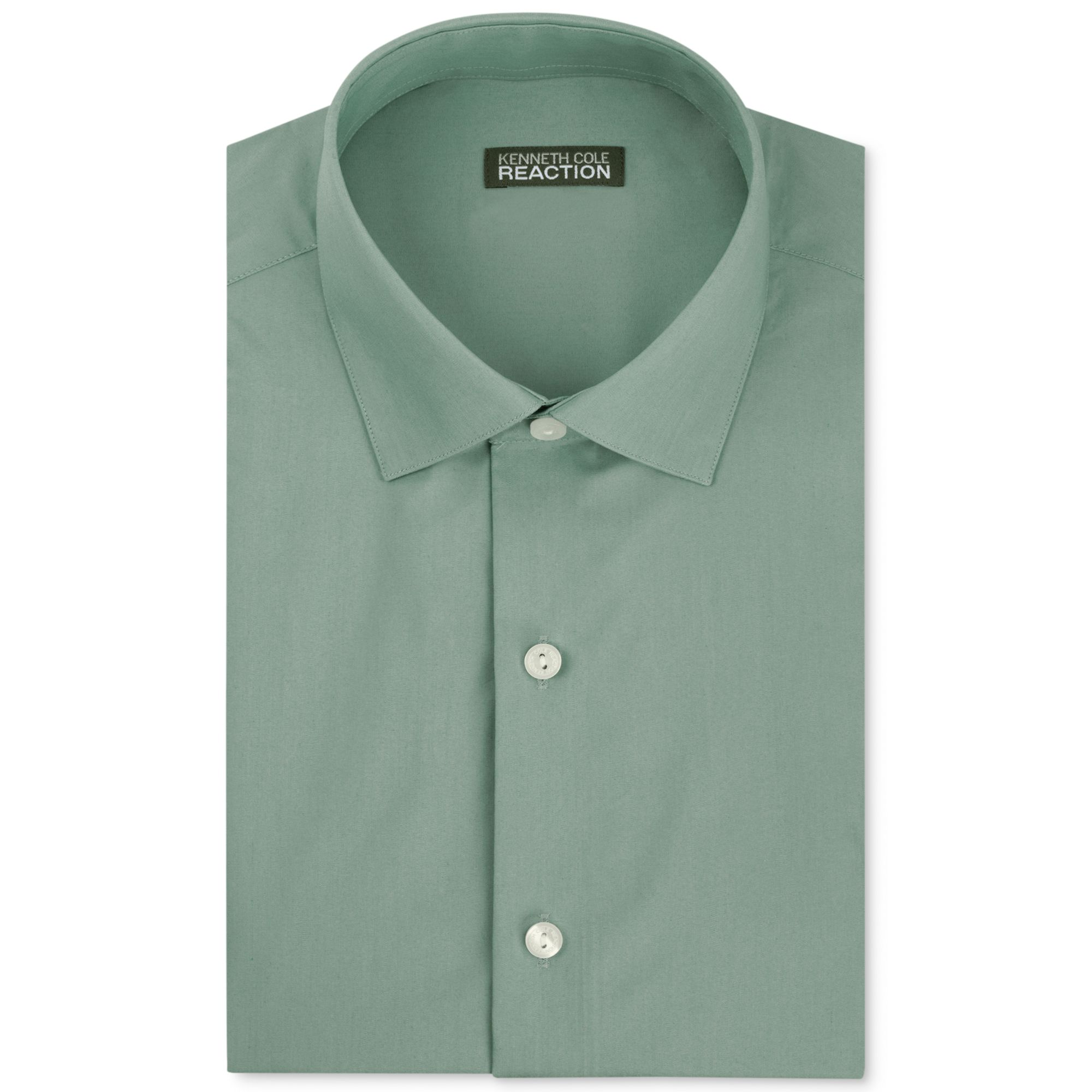 Kenneth Cole Slim Fit Dress Shirt