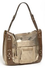 Kooba Rory Metallic Leather Tote - Lyst