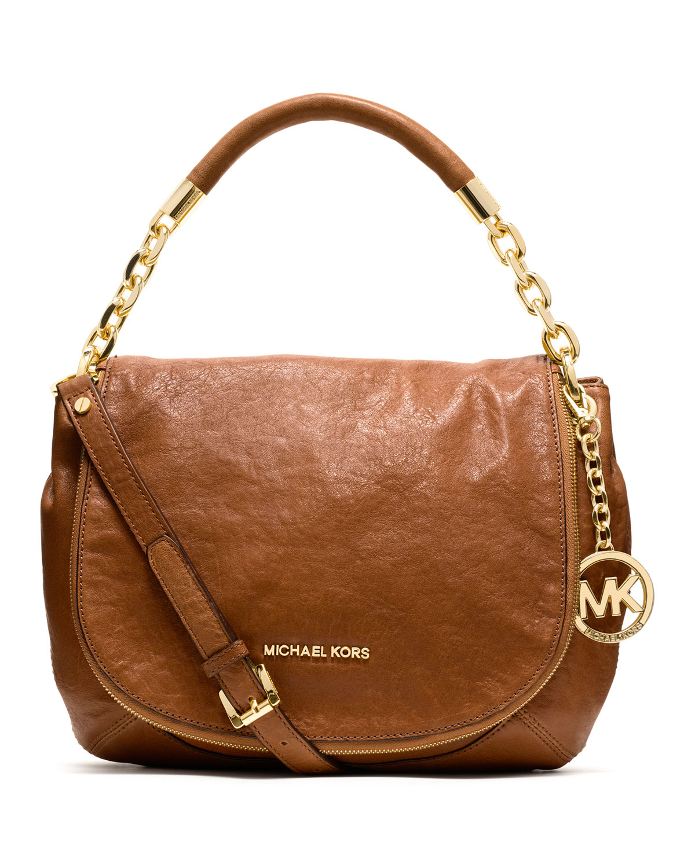 Michael Kors Michael Medium Stanthorpe Shoulder Bag In