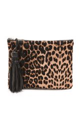 Simone Camille Haircalf Clutch - Lyst