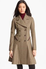 Barbour Danford Wool Riding Coat - Lyst