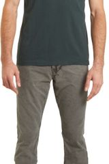 James Perse Short Sleeve Crewneck Tee - Lyst