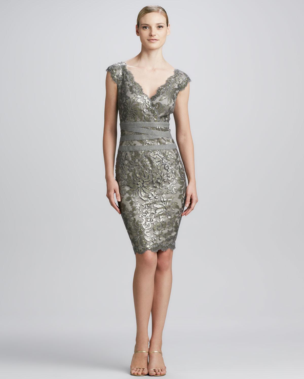 Tadashi Shoji Evening Dress
