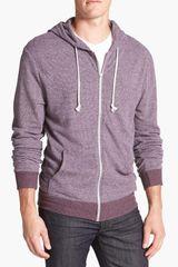 Threads For Thought Thermal Zip Hoodie - Lyst