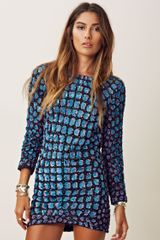 Antik Batik Presale Sequin Mini Dress - Lyst
