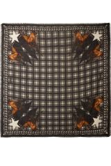 Givenchy Dobermanprint Scarf - Lyst