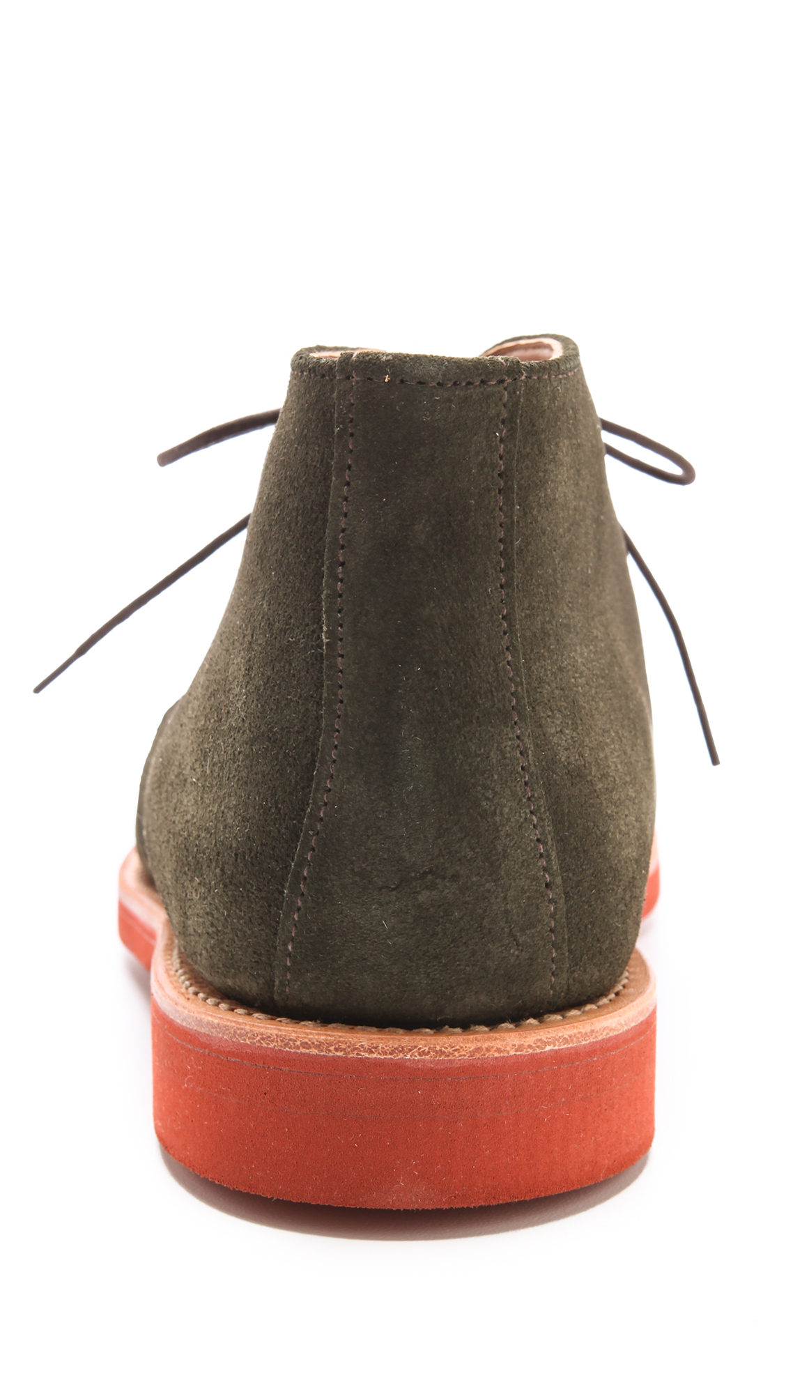 Lyst mark mcnairy new amsterdam suede chukka boots in for Amsterdam products