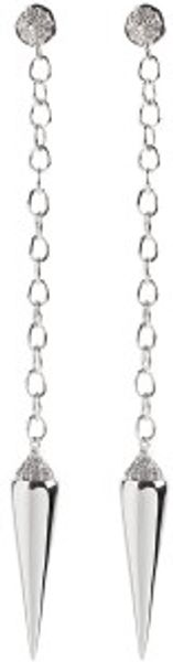 Sydney Evan Earrings - Lyst
